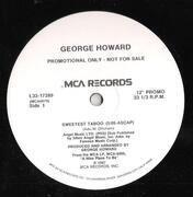 12'' - George Howard - Sweetest Taboo