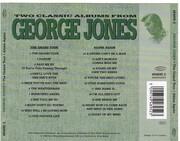 CD - George Jones - The Grand Tour / Alone Again