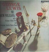 LP - George Lewis - George Lewis Of New Orleans