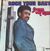 LP - George Mc Crae - Rock your Baby