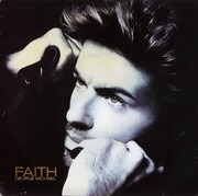 7'' - George Michael - Faith - Matt Paper Sleeve