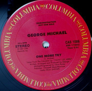 12inch Vinyl Single - George Michael - One More Try