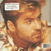 7inch Vinyl Single - George Michael - One More Try
