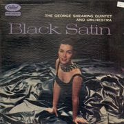 LP - George Shearing - Black Satin