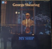 LP - George Shearing - My Ship