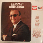 LP - George Shearing - The Best Of George Shearing
