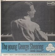 LP - George Shearing - The Young George Shearing - MONO