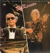 LP - George Shearing Trio And Stéphane Grappelli - The Reunion