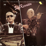 LP - George Shearing Trio, Stéphane Grappelli - The Reunion