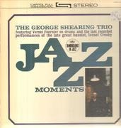 LP - George Shearing Trio - Jazz Moments