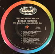 LP - George Shearing - The Shearing Touch