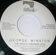 7inch Vinyl Single - George Winston - Blossom / Meadow