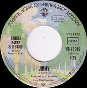 7'' - George Baker Selection - Beautiful Rose / Jimmy