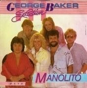 7'' - George Baker Selection - Manolito / Maya