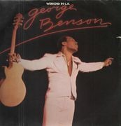 Double LP - George Benson - Weekend In L.A. - WHITE LABELS