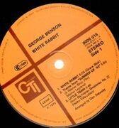 LP - George Benson - White Rabbit - Gatefold