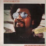 LP - George Duke - A Brazilian Love Affair