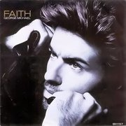 7'' - George Michael - Faith / Hand To Mouth (Vinyl Single)