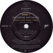 7'' - George Michael - Praying For Time