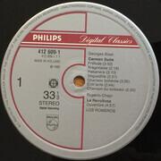 LP - Georges Bizet - The Romeros - Ruperto Chapí - Manuel De Falla - Federico Moreno Torroba - Bizet Carmen / Falla 3 Dances
