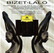 Double CD - Georges Bizet / Édouard Lalo - Œuvres Orchestrales Et Concerto