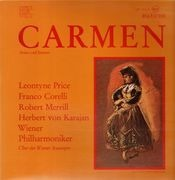 LP - Georges Bizet , Herbert von Karajan - Carmen (Highlights)