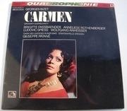 LP - Georges Bizet - Carmen - quadrophonic