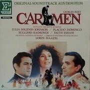 LP - Georges Bizet / Julia Migenes / Placido Domingo / Ruggero Raimondi / Faith Esham / Lorin Maazel / O - Carmen