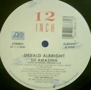 12'' - Gerald Albright - So Amazing
