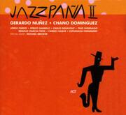 CD - Gerardo Nuñez / Chano Domínguez - Jazzpaña II - Digipak