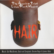 CD - Tribe - Hair - The American Tribal Love Rock Musical