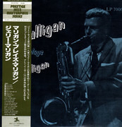 LP - Gerry Mulligan - Mulligan Plays Mulligan
