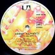LP - Gerry Rafferty - City To City