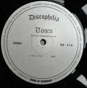 Double LP - Giacomo Puccini - Carlo Sabajno - Tosca