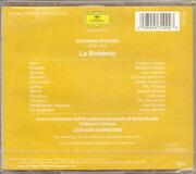 Double CD - Puccini - Leonard Bernstein - La Bohème
