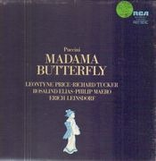 LP-Box - Puccini - Madame Butterfly - Hardcover Box + Booklet
