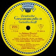 LP - Giacomo Puccini , Pilar Lorengar ∙ Rita Streich ∙ Sándor Kónya ∙ Dietrich Fischer-Dieskau ∙ Horst G - La Boheme