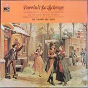 Double LP - Giacomo Puccini , Victoria De Los Angeles , Jussi Björling , Lucine Amara , Robert Merrill , Giorgi - La Bohème - Hardcover Box + Booklet