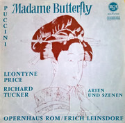 LP - Giacomo Puccini - Madame Butterfly - Arien Und Szenen - Dynagroove