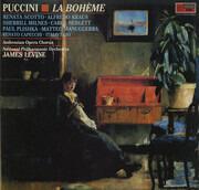 Double LP - Puccini - La Bohème - Stereo