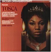 LP - Giacomo Puccini - Tosca (Highlights)