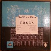 Double LP - Giacomo Puccini - Tosca