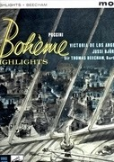 LP - Giacomo Puccini , Victoria De Los Angeles a.o. - Highlights From 'La Boheme'