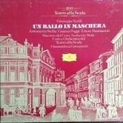 LP-Box - Gianandrea Gavazzeni - Un Ballo In Maschera - Box Set