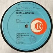 LP - Gianna Nannini - G. N.