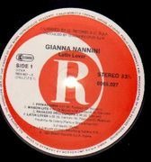 LP - Gianna Nannini - Latin Lover