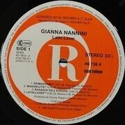 LP - Gianna Nannini - Latin Lover - Club Edition