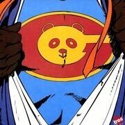 12inch Vinyl Single - Giant Panda - Super Fly