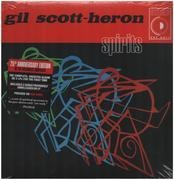 Double LP - Gil Scott-Heron - Spirits - 25th Anniversary Edition / Red Vinyl