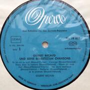 Gilbert Bécaud Und Seine Beliebtesten Chansons